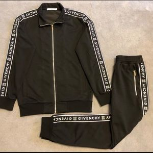 Authentic Givenchy Sweatsuit